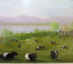 Quiet Pasture 12x16