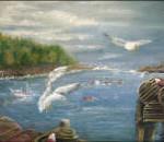 Seagulls 12x16