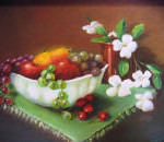 Plentiful Fruit 12x16