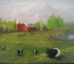 Valley of Belties 9X12