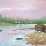 Bass Harbor 11X14
